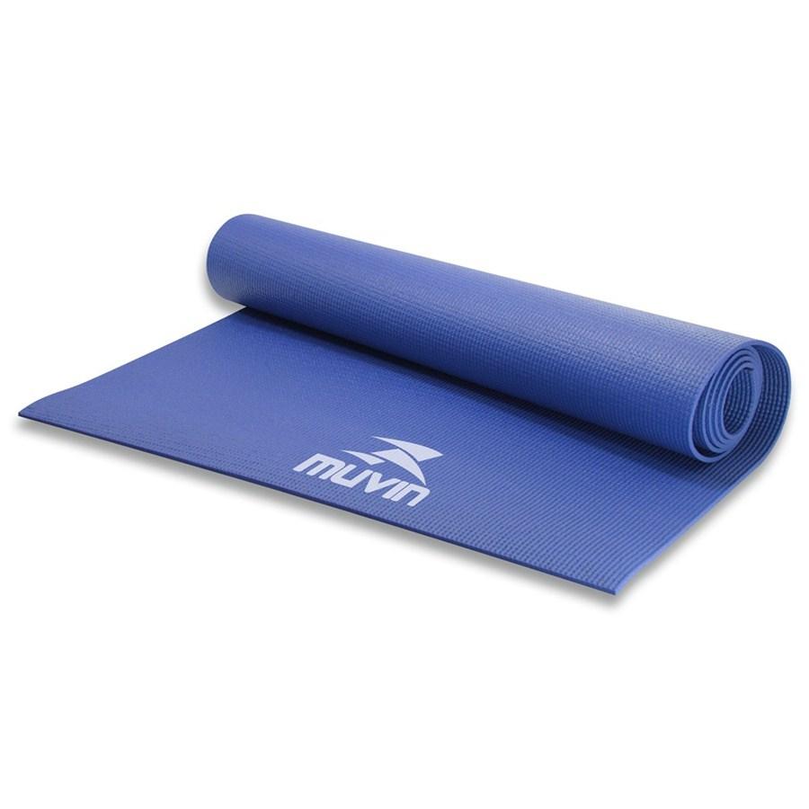 tapete para yoga em pvc   muvin