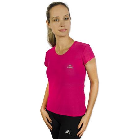 Camiseta Running Color Crepe UV25 SS